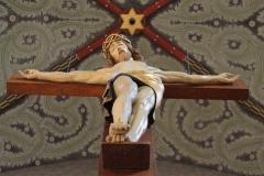 Der Blick auf Christus gewendet