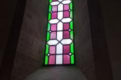 Ein Fenster in der Klosterkirche